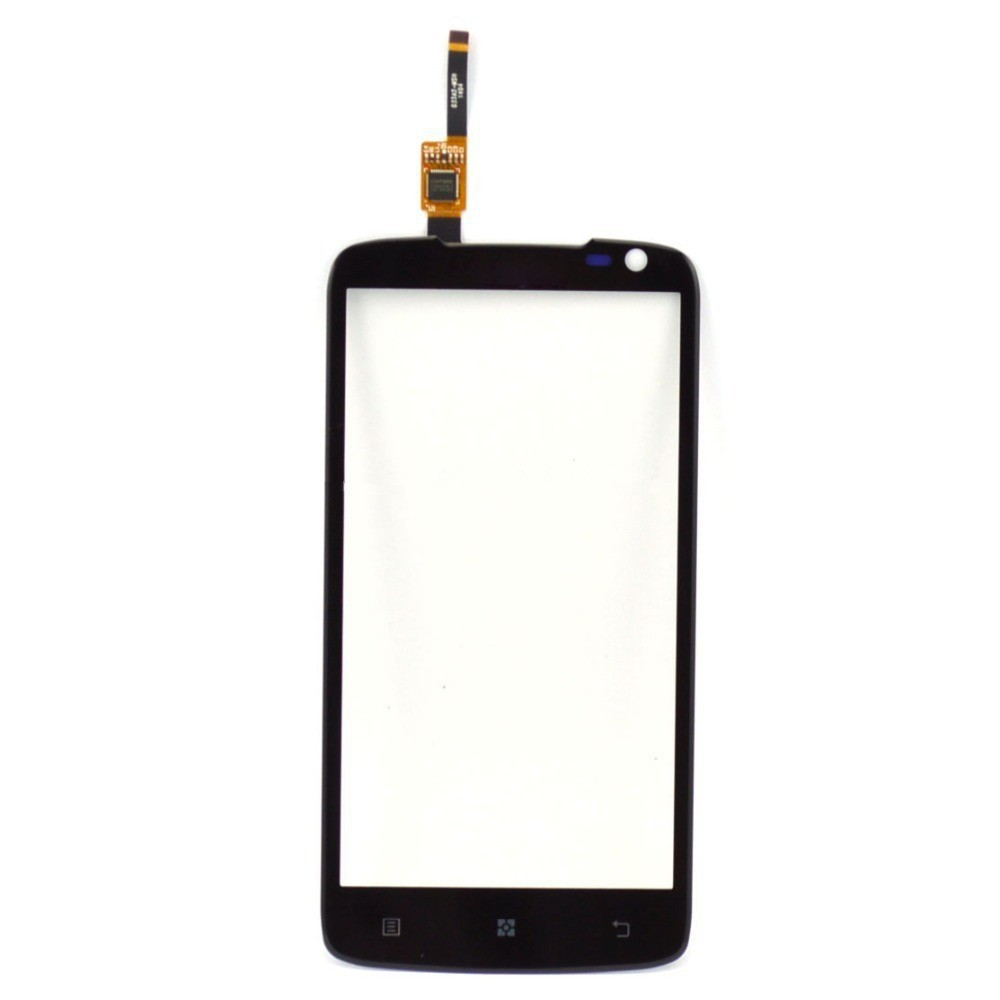 Original Lenovo S820  touch screen digitizer glass with lens free tools replacement