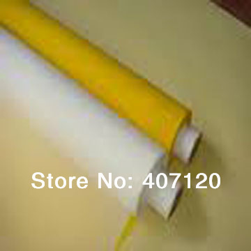 77T (195mesh) high tension polyester silk screen printing mesh 77T-55 width:127cm fast delivery and free shipping(China (Mainland))