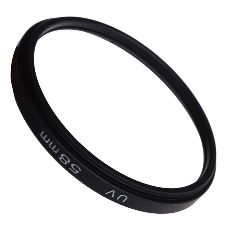 NI5L 58mm UV Ultra Violet Filter Lens Protector For Camera Canon Nikon Sony
