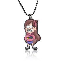 Anime Gravity Falls Bill szyfrowania szefem brelok zabawka Gravity Falls Bill szyfrowania dzienniku Mabel Dipper Pines Gideon radosnej brelok(China)