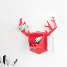 Mini Deer Head Key Holder