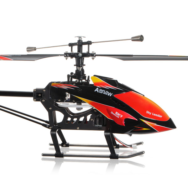 Hot sale WLtoys V913 2.4G 4CH Single Blade RC remote control Helicopter LCD Controller<br><br>Aliexpress