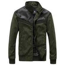 New spring fashion men outwear cotton men jacket men's coat free shipping L-XXXL CB261(China (Mainland))