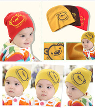 Newborn Photography Props 1-3 Years Old Boys Girls  Baby Caps Cotton Animal Printed Infant  Hats Kids Knitted Cap Baby clothes