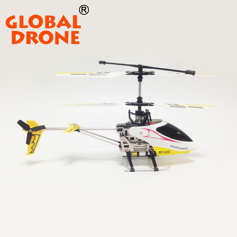 3ch copter BT-320A hexacopter with led light aviones rc aeromodelismo RC helicopter toy helicoptero de controle remoto(China (Mainland))