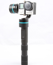 FeiYu Tech Newest G4 3 axis Brushless Handheld Gimbal for GoPro Hero 4 3 3+ /FEIYU FY-G4 Ultra Steady Gimbal