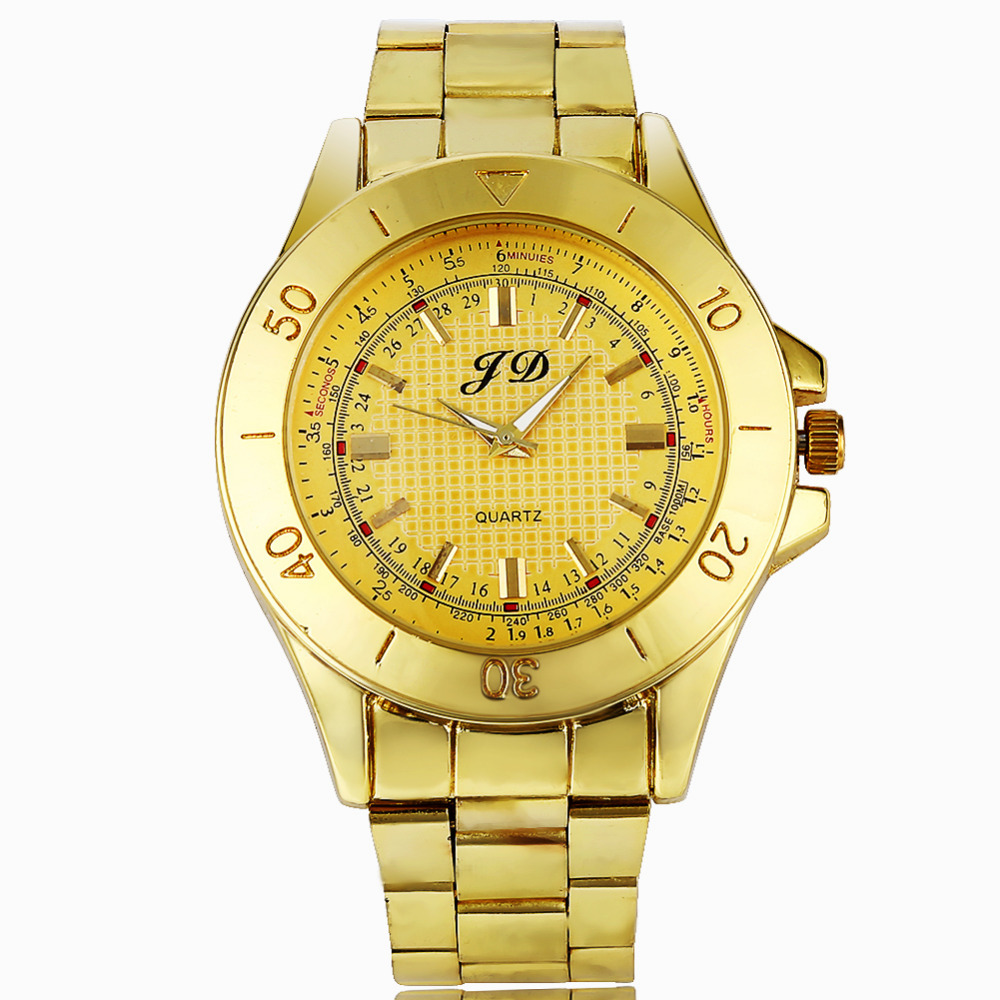 mens clocks watches stainless steel wristwatches