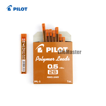 Buy LifeMaster PILOT Polymer Lead 10 Tubes/lot Mechanical Pencil Refills 0.3 mm/0.5 mm/0.7 mm 60mm 2B/HB PPL-3/5/7 for $13.00 in AliExpress store