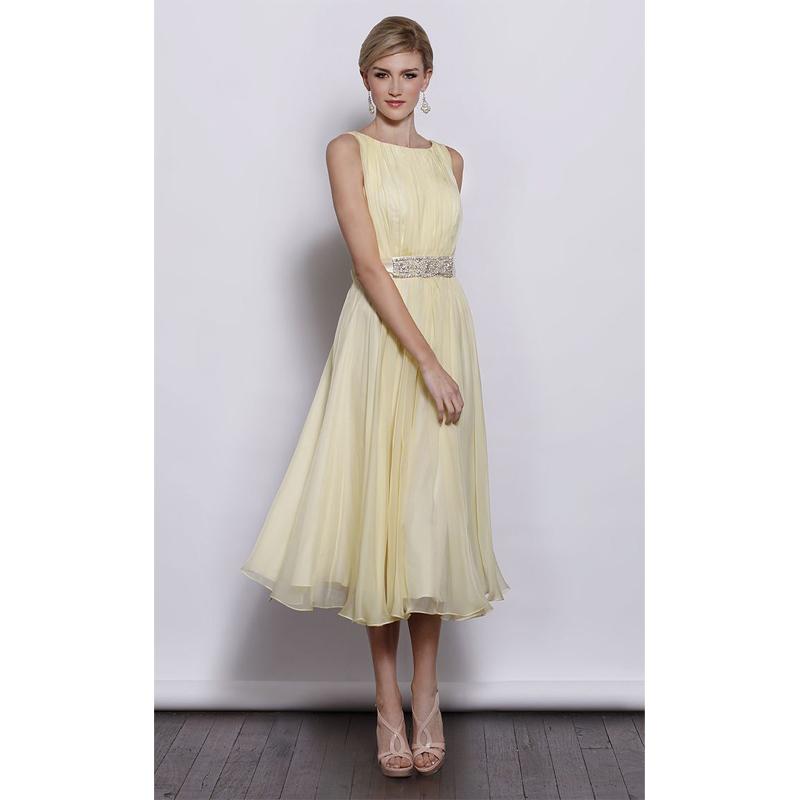 Calf Length Bridesmaid Dresses | Wedding Gallery