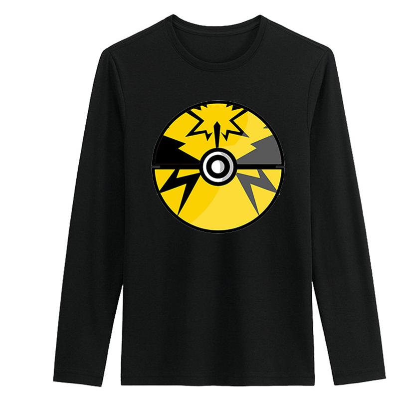 thunder Moltres Articuno font b Pokemon b font font b Go b font T Shirts Team