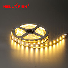 Hello Fish 5m 300LED 5050 LED strip, 12V LED tape, white/warm white/blue/green/red/yellow/RGB, Free Shipping(China (Mainland))