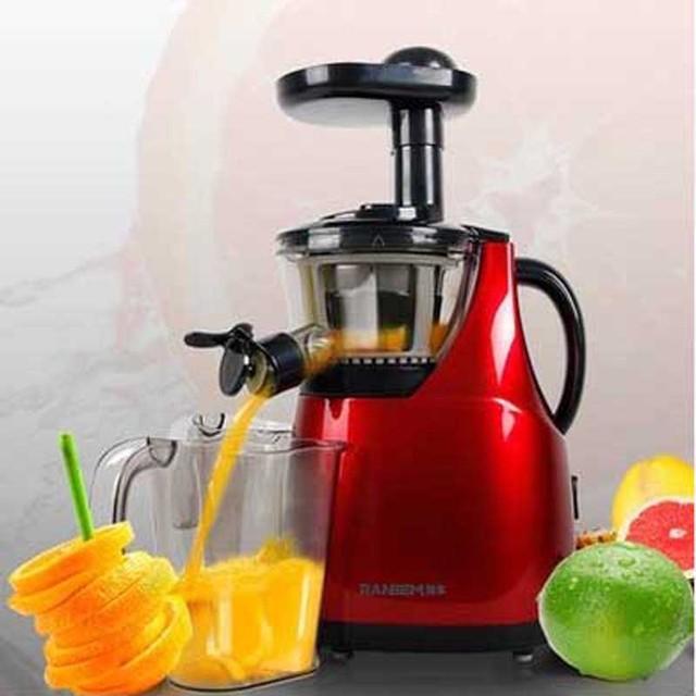 Cold Press Fruit Slow Juice Extractor Juicer 150w : Automatic Slow Juicer Electric Fruit Juice Machine ...