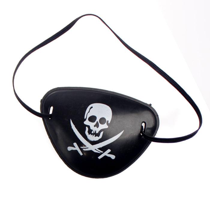 Пиратские повязки на глаз своими руками фото
