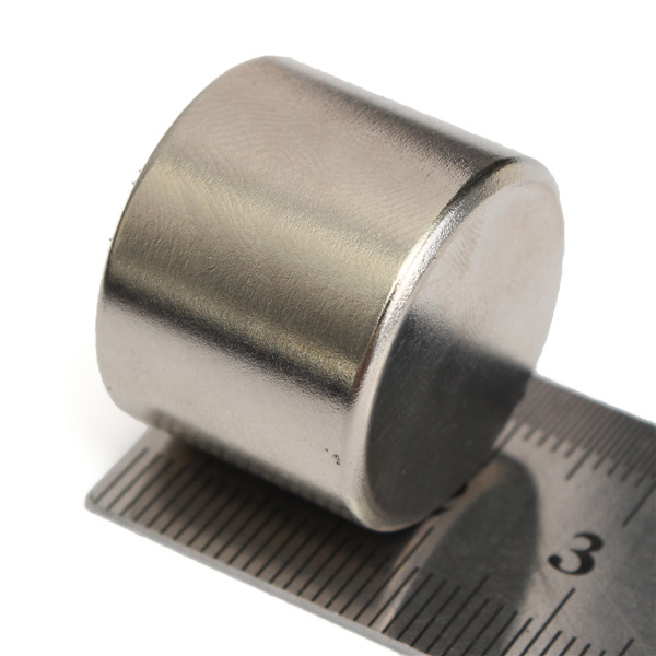 Lowest Price N52 Strong Round Cylinder Magnet 25x20mm Rare Earth Neodymium Magnet<br><br>Aliexpress