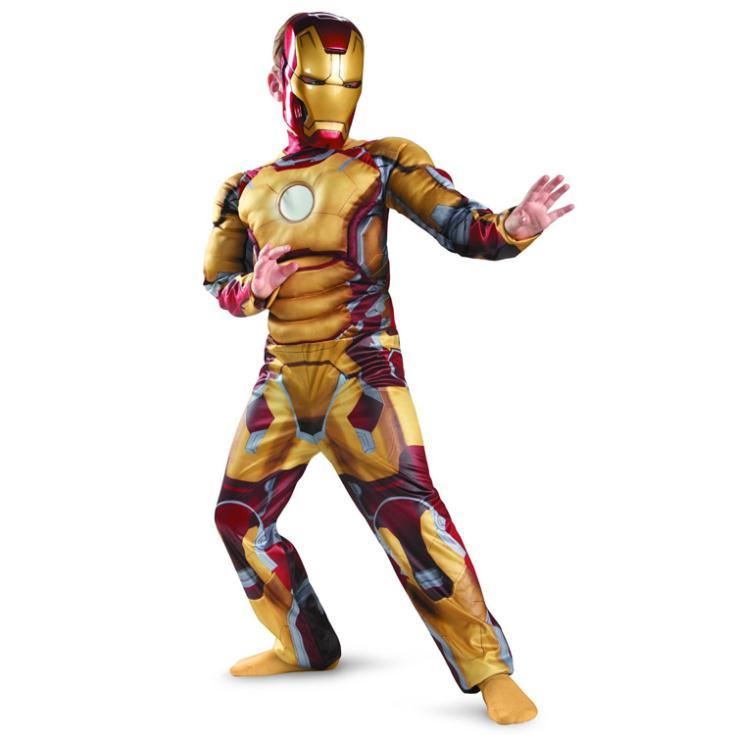 Iron man 42 halloween
