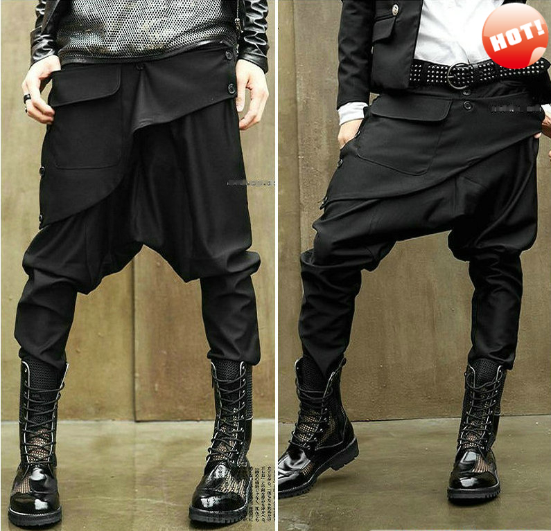 Find men low crotch pants at ShopStyle. Shop the latest collection of men low crotch pants from the most popular stores - all in one place.