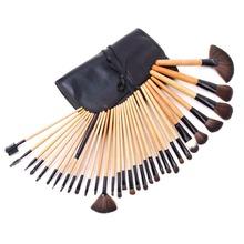 32pcs Professional Makeup Brush Set Eye Shadow Eyebrow Foundation Brush Brushegg Clean Make Up Brushes Cosmetic Tool Maquiagem(China (Mainland))