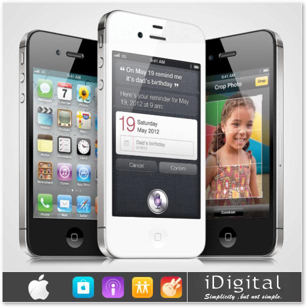 "100% Original Apple iPhone 4S Unlocked Phone 16GB/32GB/64GB 3.5""IPS IOS 8 Dual Core 8MP NFC WIFI GPS 3G WCDMA Smart Mobile Phone(China (Mainland))"
