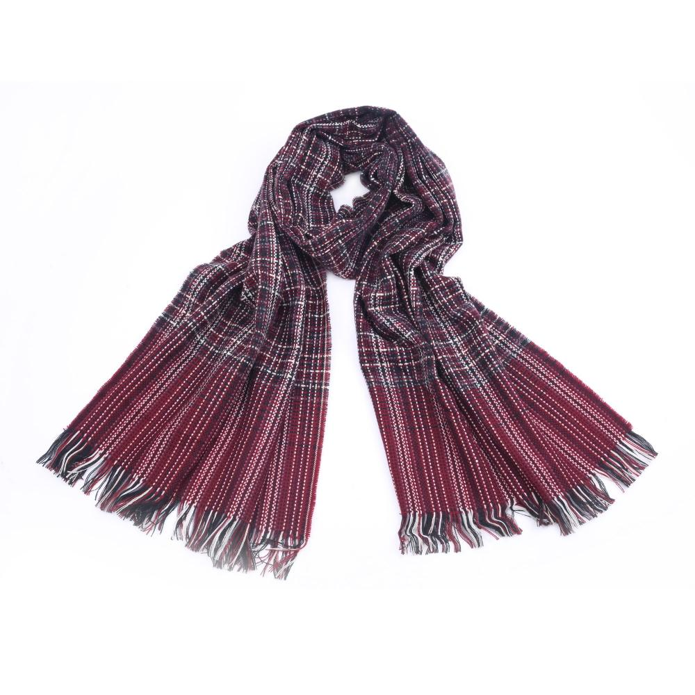 za major Winter 2015 font b Tartan b font Scarf Design Plaid Scarf cuadros New Designer