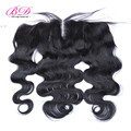 Peruvian Lace Frontal Closure with Baby Hair 13x4 Body Wave Human Hair Ear to Ear Full