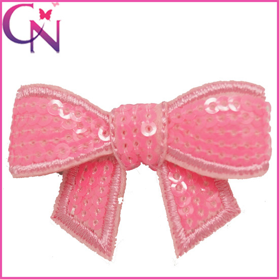 """Mini 2"""" Bowknot Hair Bow For Toddler Baby,Boutique Bling Sequin Hairbows Hair Accessories With Clip For Infant Girl Kids 1pc(China (Mainland))"""