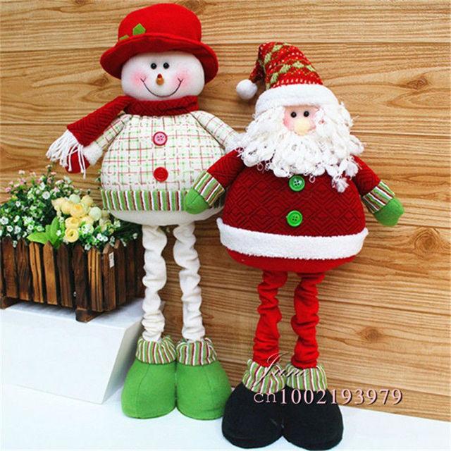 Санта клаус из ткани своими руками