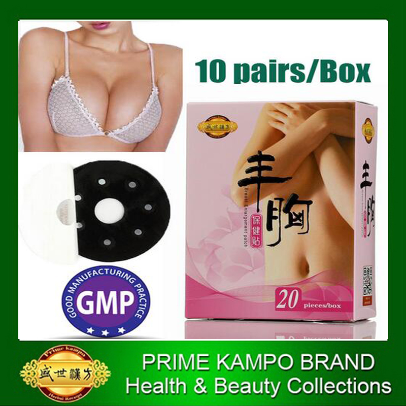 20 pieces/box women Breast enlargement patch breast power enhancer lifting bubby for male & female effective & safe than pills(China (Mainland))