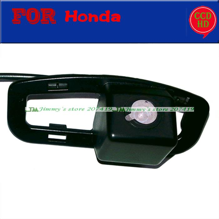 for sony ccd HD wireless wire car rear view camera for Hond Accord parking aid night vision fast shipping(China (Mainland))