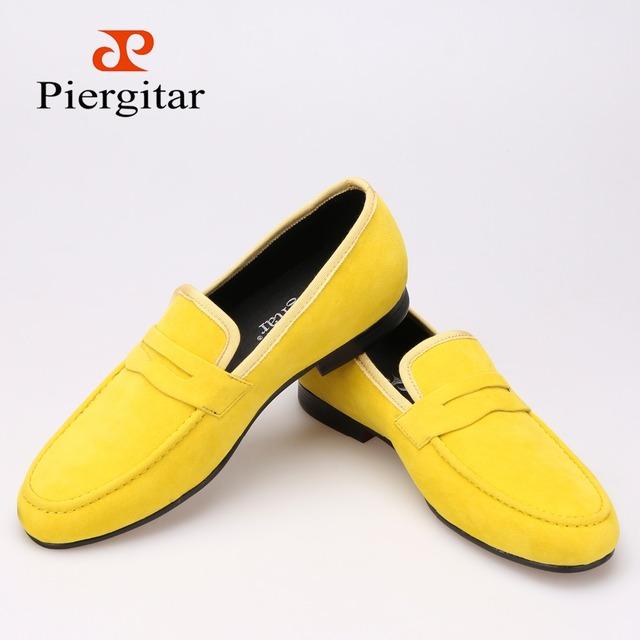 Британский стиль Большой размер мужчины бархат свободного покроя обувь мужчины мокасины ...