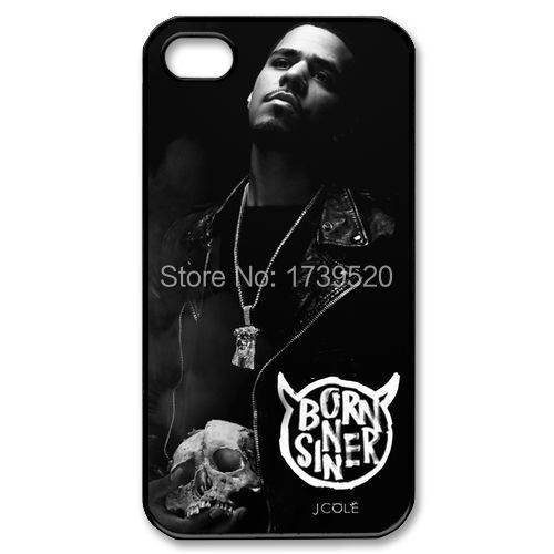 hip hop j cole born sinner custom TPU protective Mobile Cell Phone Case cover for iphone 4 4s 5 5s 5c 6 plus(China (Mainland))