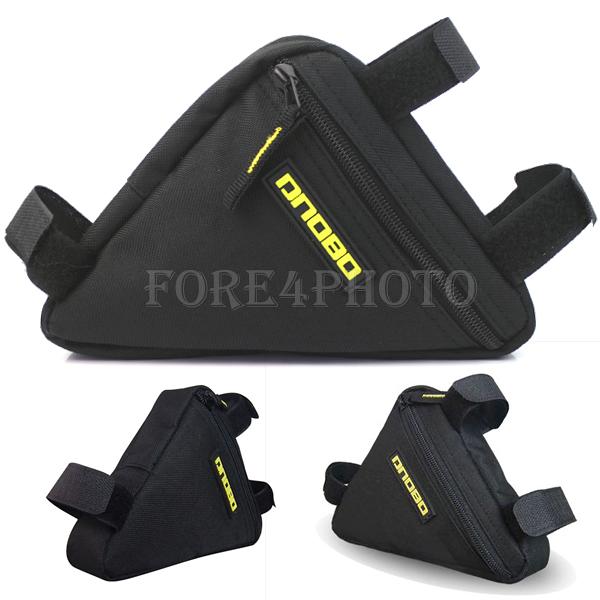 Triangle Bicycle Cycling Bike Bag Beams Frame for Tripod Phone Tools Wallet Kit(China (Mainland))