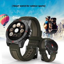 Buy N10B Smart Watch Outdoor Sport Smartwatch Heart Rate Monitor Compass Waterproof Bluetooth Wach IOS Android for $50.52 in AliExpress store