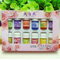 12pcs Brand New Essential Oils Pack for Aromatherapy Spa Bath Massage Skin Care Lavender Oil With