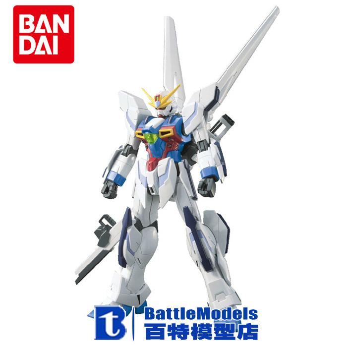 Фотография Genuine BANDAI MODEL 1/144 SCALE Gundam models #185146 HG Gundam X Maoh (Gundam Build Fighters) plastic model kit