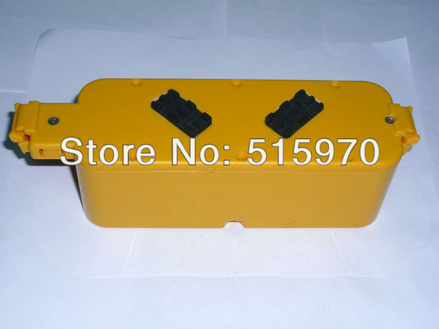 New replacement battery for iRobot Roomba 400 Series NI-MH Battery 3300mAh 14.4V