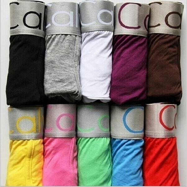 1 Pcs Hot Sale 2015 Man Boxers Sexy Modal and Cotton Men's Shorts Fashion Underwear Multi-color Comfortable Boxer Wholesale(China (Mainland))