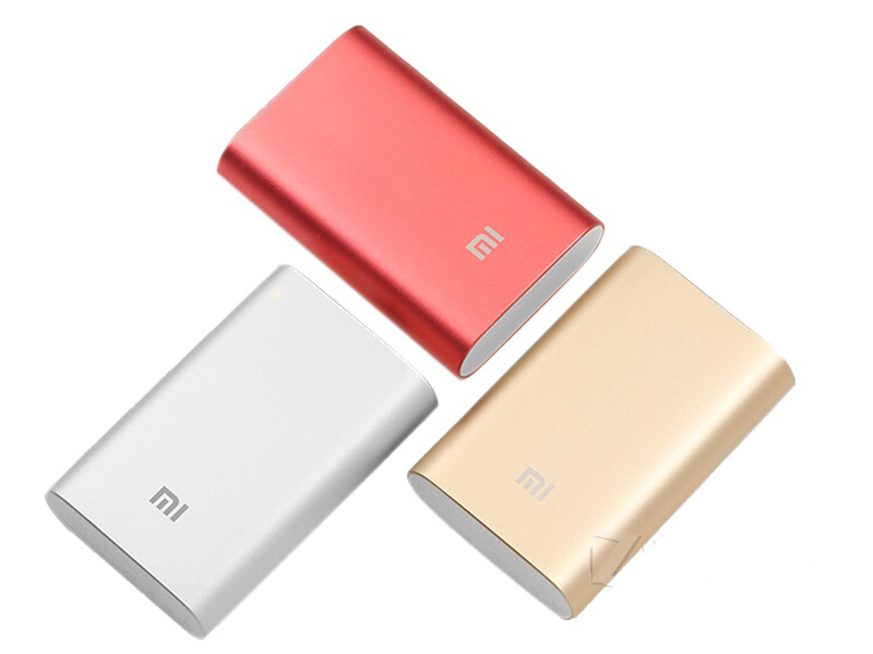 100% Original Xiaomi Power Bank 10000mAh External Battery Pack Portable Mi Charger Mobile Powerbank For iphone MI4 Original Box(China (Mainland))