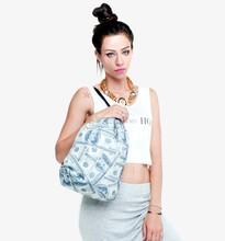 Dollar money 3D printing Women s Men s Gym Bags mochila feminina bolso de lazo Travel