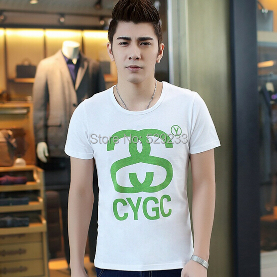 16 style 2015 New brand swag cotton camisetas casua tshirt man sport t shirt men hip hop shirts t-shirt vestidos