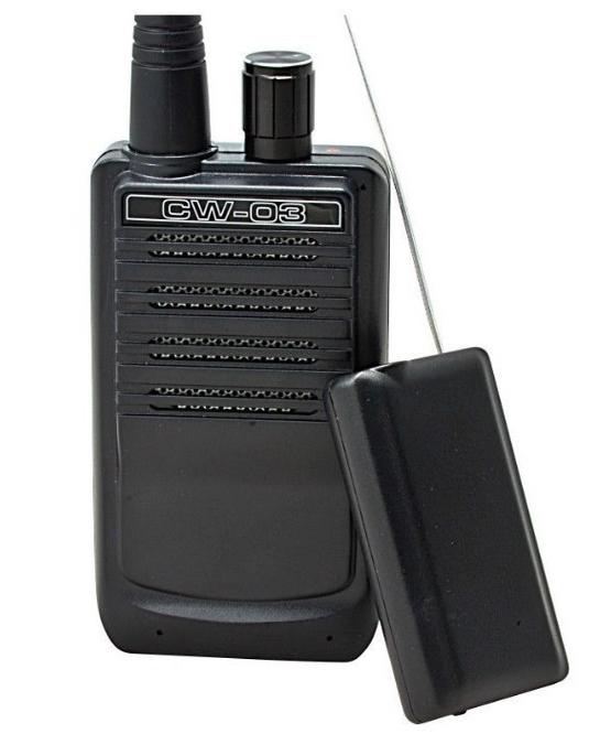 NEW CW-03 Micro Wireless Audio Transmitter Taking Audio Function one-way walkie-talkie(China (Mainland))
