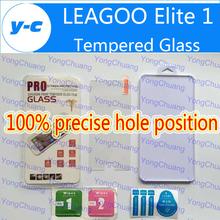 LEAGOO Elite 1 Tempered Glass 100% Original High Quality Protective Film Explosion-proof Screen LEAGOO Elite 1 Free Shipping
