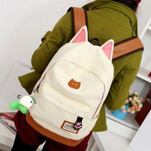 Гаджет  Fashion New Promotion canvas the cat ears men