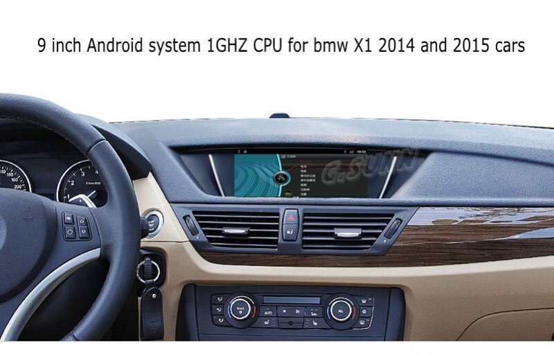 Latest car pc for bmw x1 ! 1080P Dual Core Android car pc gps Player GPS Navi PC for BMW X1 E84 (2014- 2015)(China (Mainland))