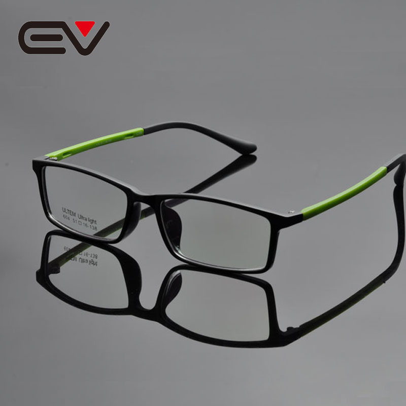 Eyeglass Frame Weight : Buy 2016 Fashion Men Light Weight Acetate Square ...