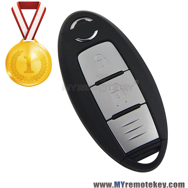 Smart key 2 button 433.9mhz for Nissan Juke Note Micra Cube TWB1G662(China (Mainland))