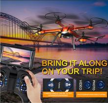 JJRC H11D 5.8G FPV 2.4G 4CH RTF Quadrocopter Quadcopter Drone RC Helicopter with HD Camera VS JJRC H11D H12C H16 Tarantula X6