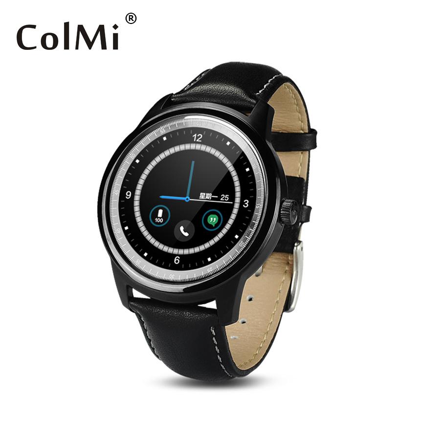 Здесь можно купить  Colmi Smart Watch VS35 Full Circle IPS Screen Clock MTK2502c Bluetooth Connect Apple Samsung Phone For iphone Android Smartwatch  Бытовая электроника
