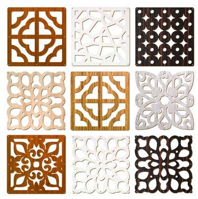 wooden screen dividers 2