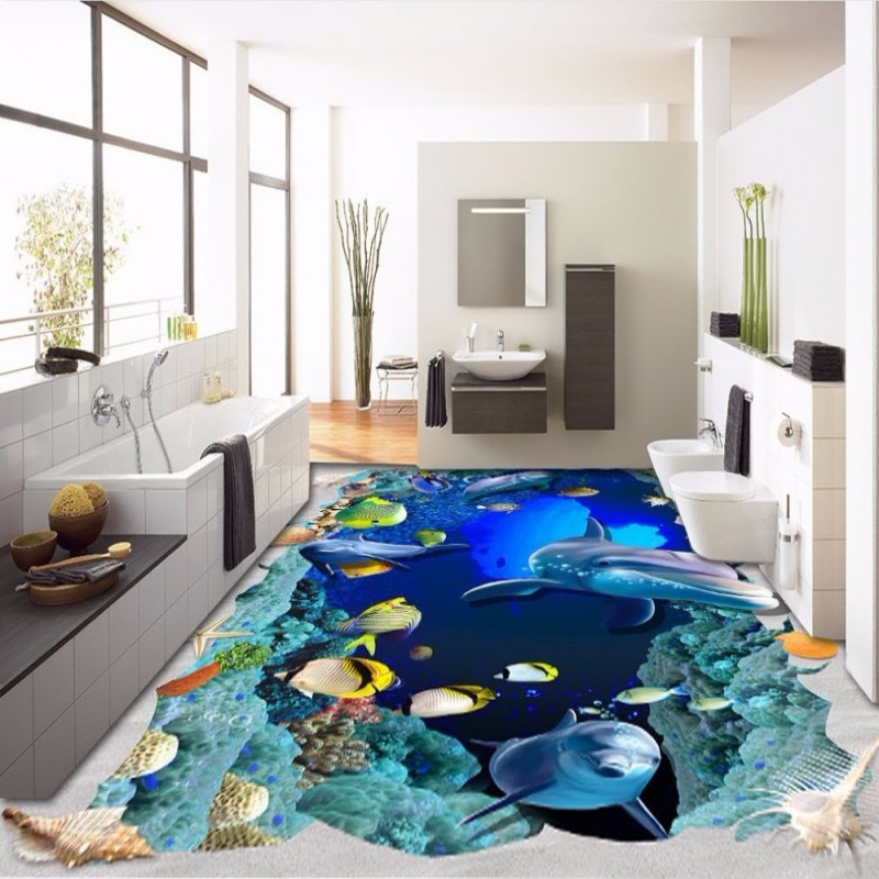 Popular floor aquarium buy cheap floor aquarium lots from for Floor fish tank