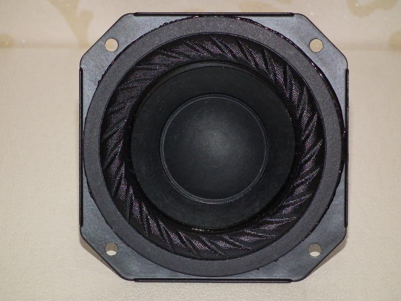 2PCS 3 inch 6Ohm 20W Huge Neodymium Full Range Speaker Rubber Edge For SONY(China (Mainland))